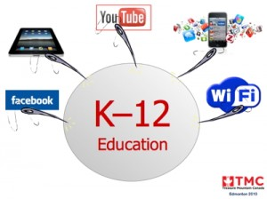 Bursting the K-12 bubble