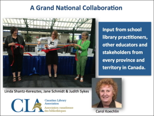 Release of Leading Learning at the CLA conference, June 2014.