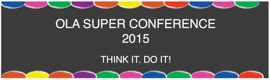 OLA Super Conference 2015