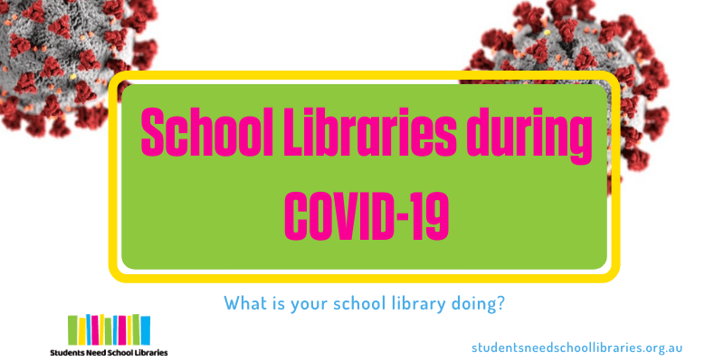 School Libraries during COVID-19