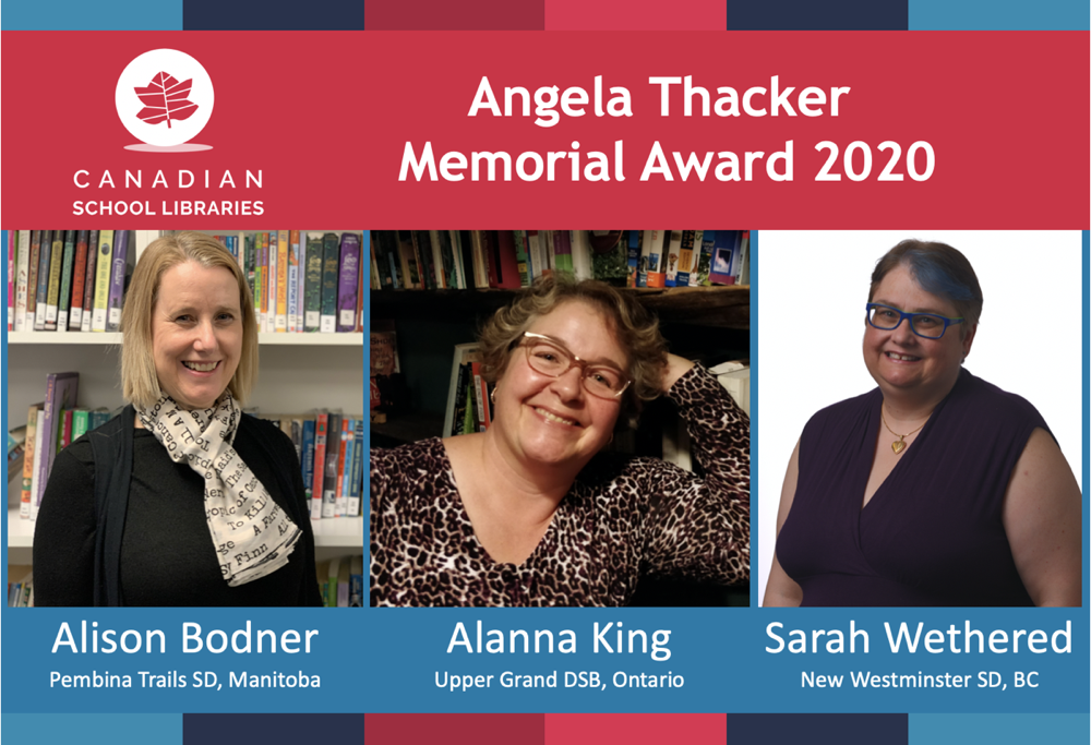 Angela Thacker Award